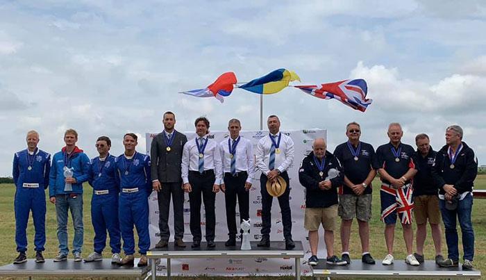 Чемпіонат світу з вищого пілотажу WIAC 2019. фото