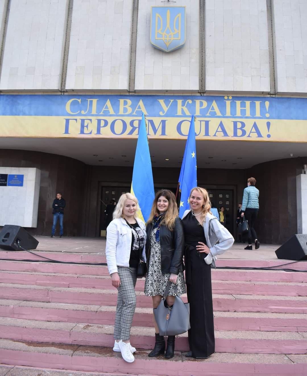 команда Управління молоді та спорту. фото