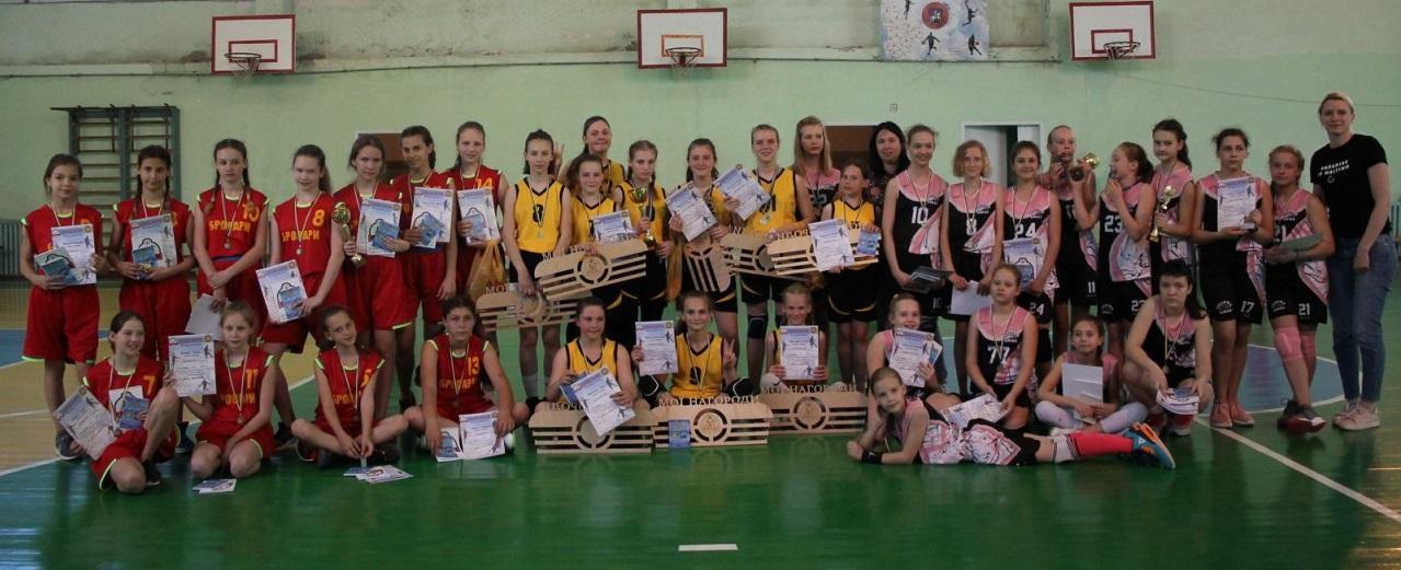 Баскетбол Київщини. Підсумки 2019 року. Фото