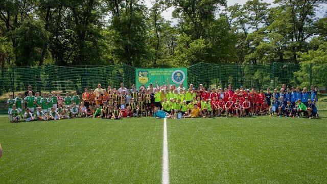 футбольний турнір Brovariya 7Fields Cup 2021. фото