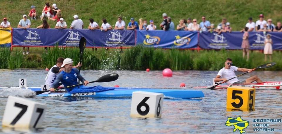 Чемпіонат Європи з веслування на байдарках та каное, Познань. фото