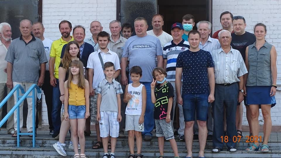 Кубок Ксаверівки-2021 з шашок. фото