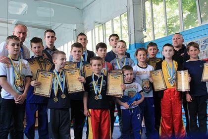 Кубок Київської області з кікбоксингу ІСКА