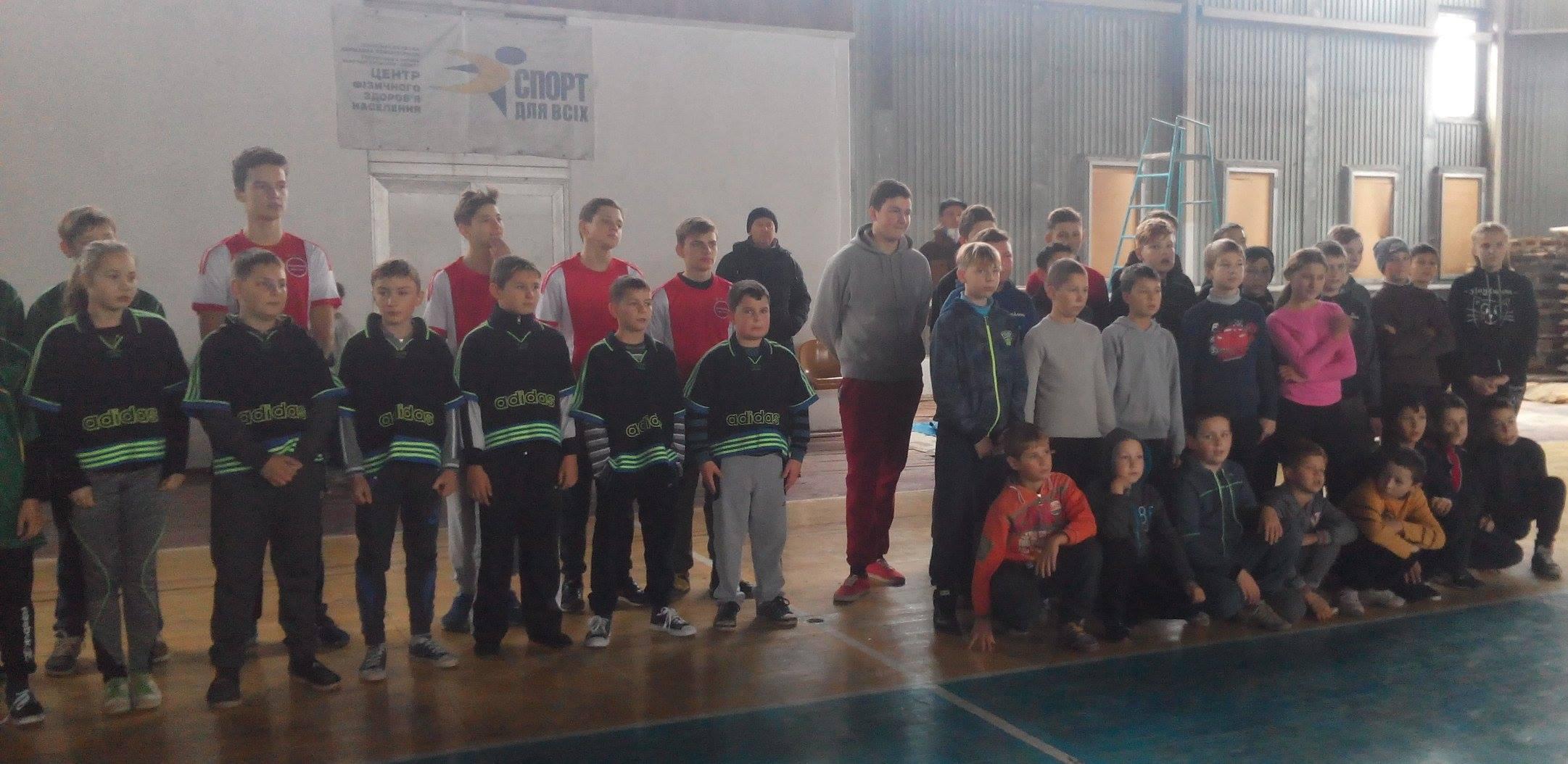 Баскетбол, Ржищев