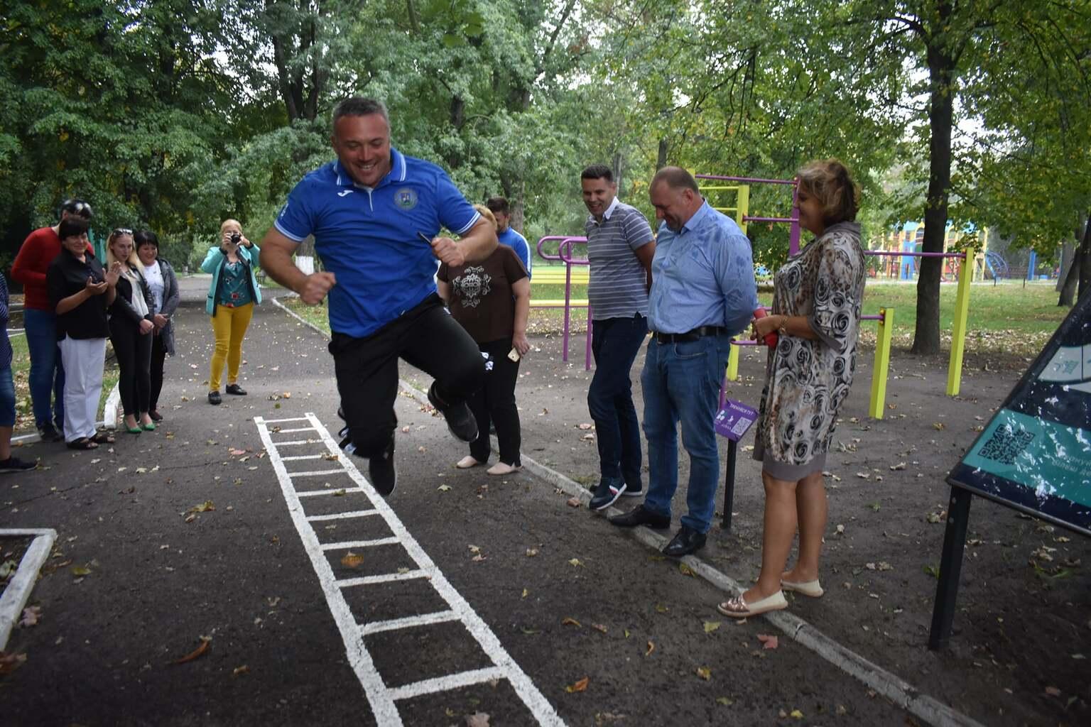 Активні парки. У Вишгородській, Димерській, Іванківській та Поліській громадах. фото