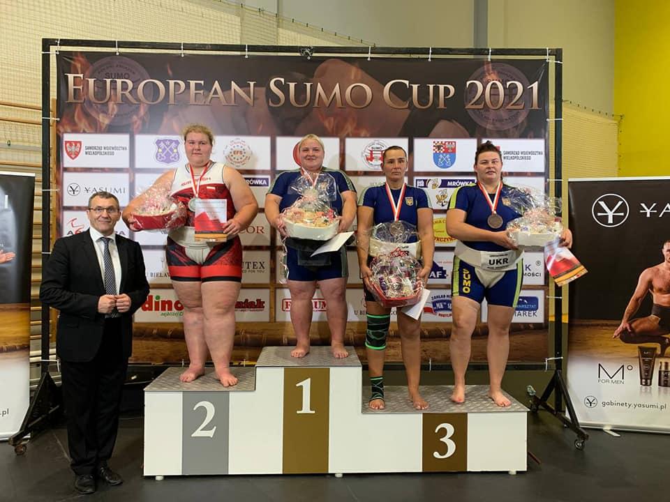 European sumo cup 2021. фото