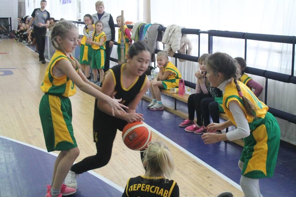 Чемпіонат Київської області з баскетболу. Фото