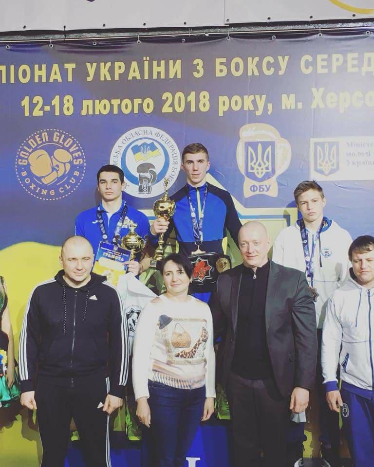 Чемпіонат України з боксу, Херсон. Фото