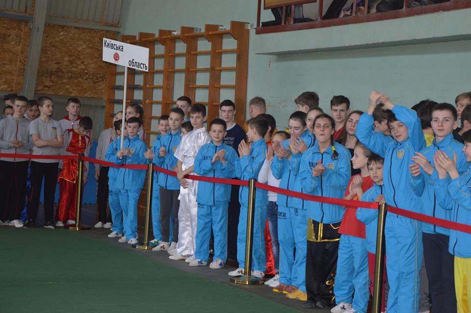 Чемпіонат України з ушу. Фото