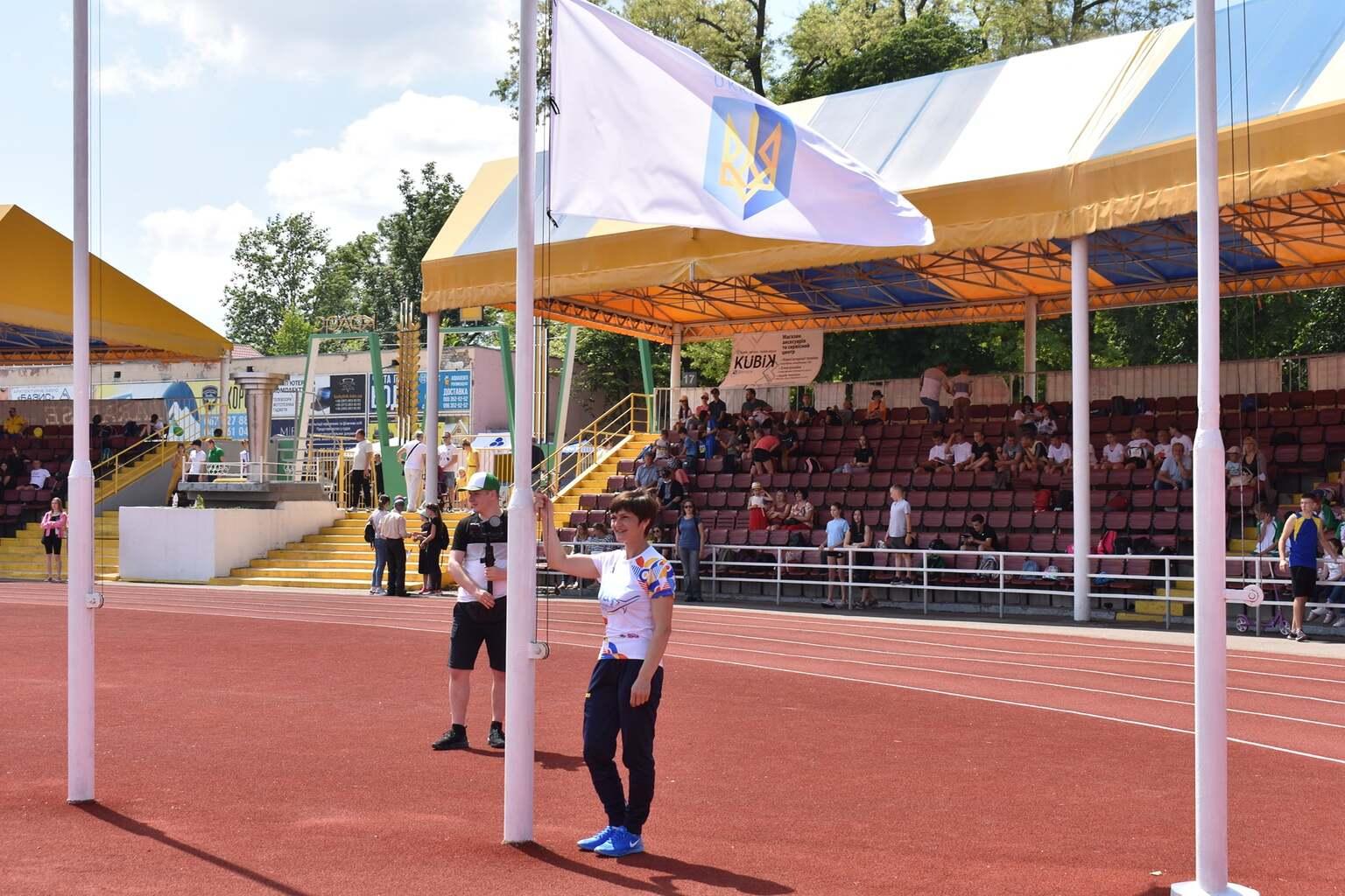 «Олімпійський день-2021», Бориспіль. фото
