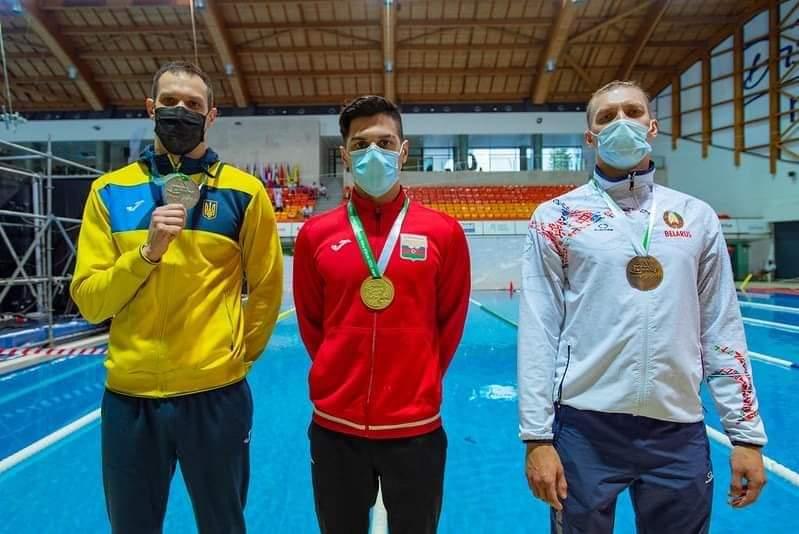 Відкритий чемпіонат Європи з параплавання серед спортсменів з порушеннями зору, вадами розумового та фізичного розвитку, ураженнями опорно-рухового апарату. фото