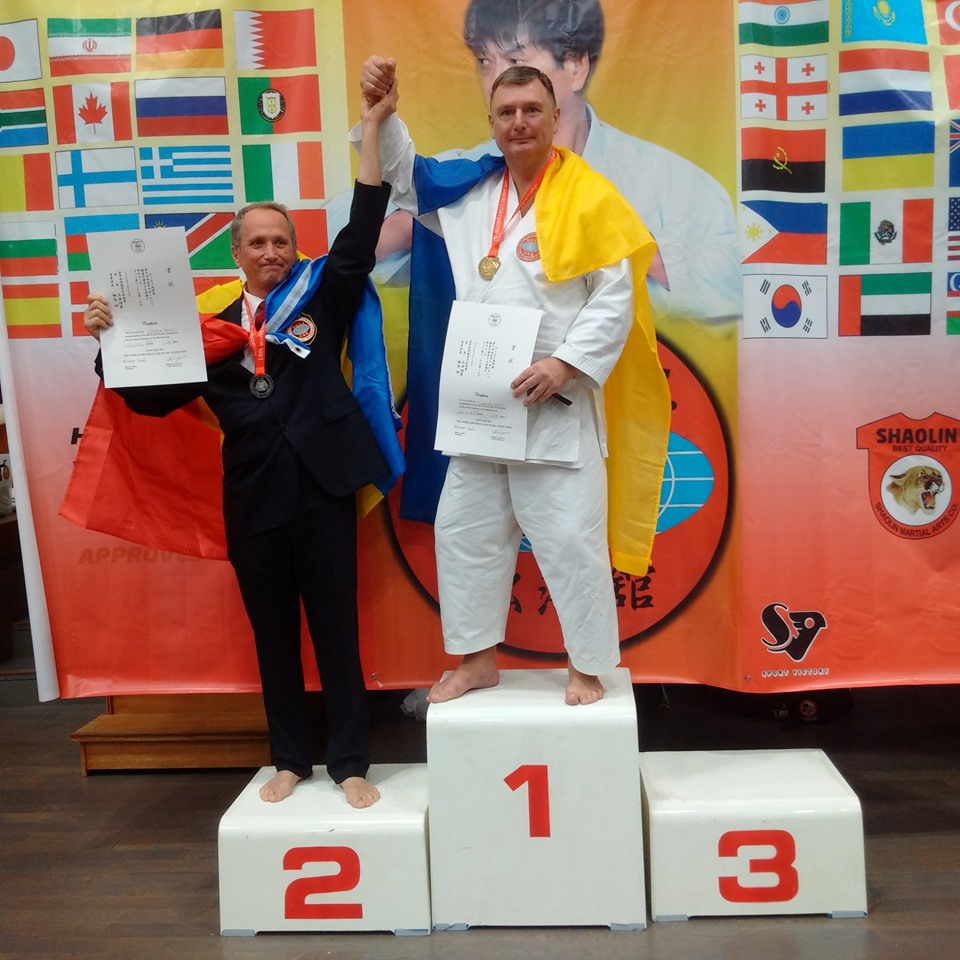 Чемпіонат світу з шотокан карате-до WSKF. фото
