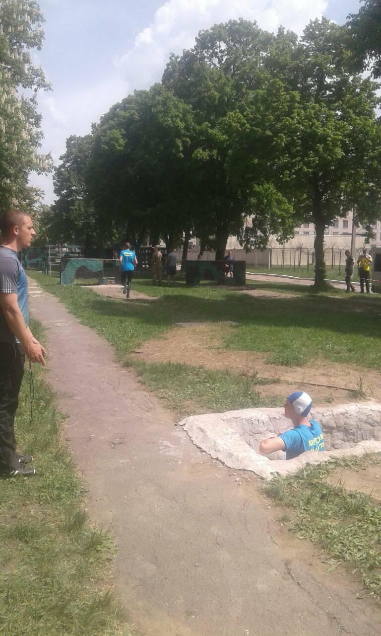 Спартакіада, Харків. Фото