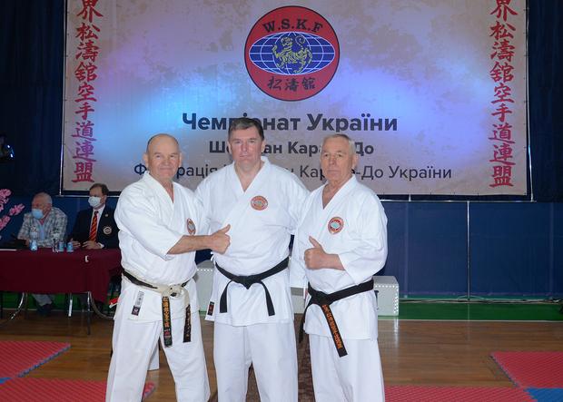 Чемпіонат України з шотокан карате-до, Київ. фото