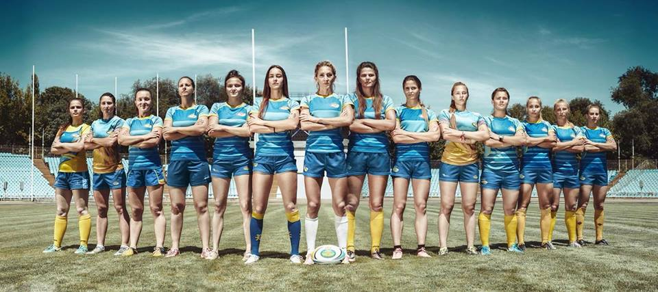 Жіночий чемпіонат Європи з регбі-7. фото