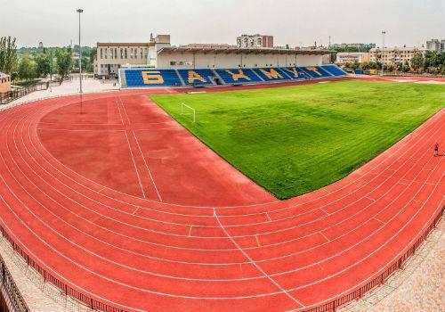 ЧУ з легкої атлетики, Бахмут. Фото