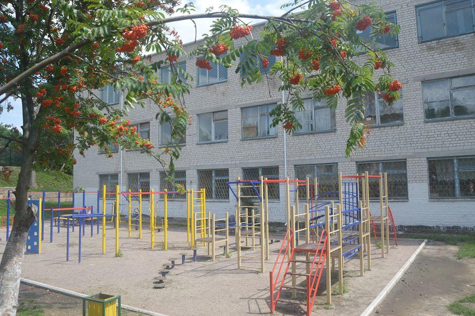 Нове футбольне поле, Васильків. Фото