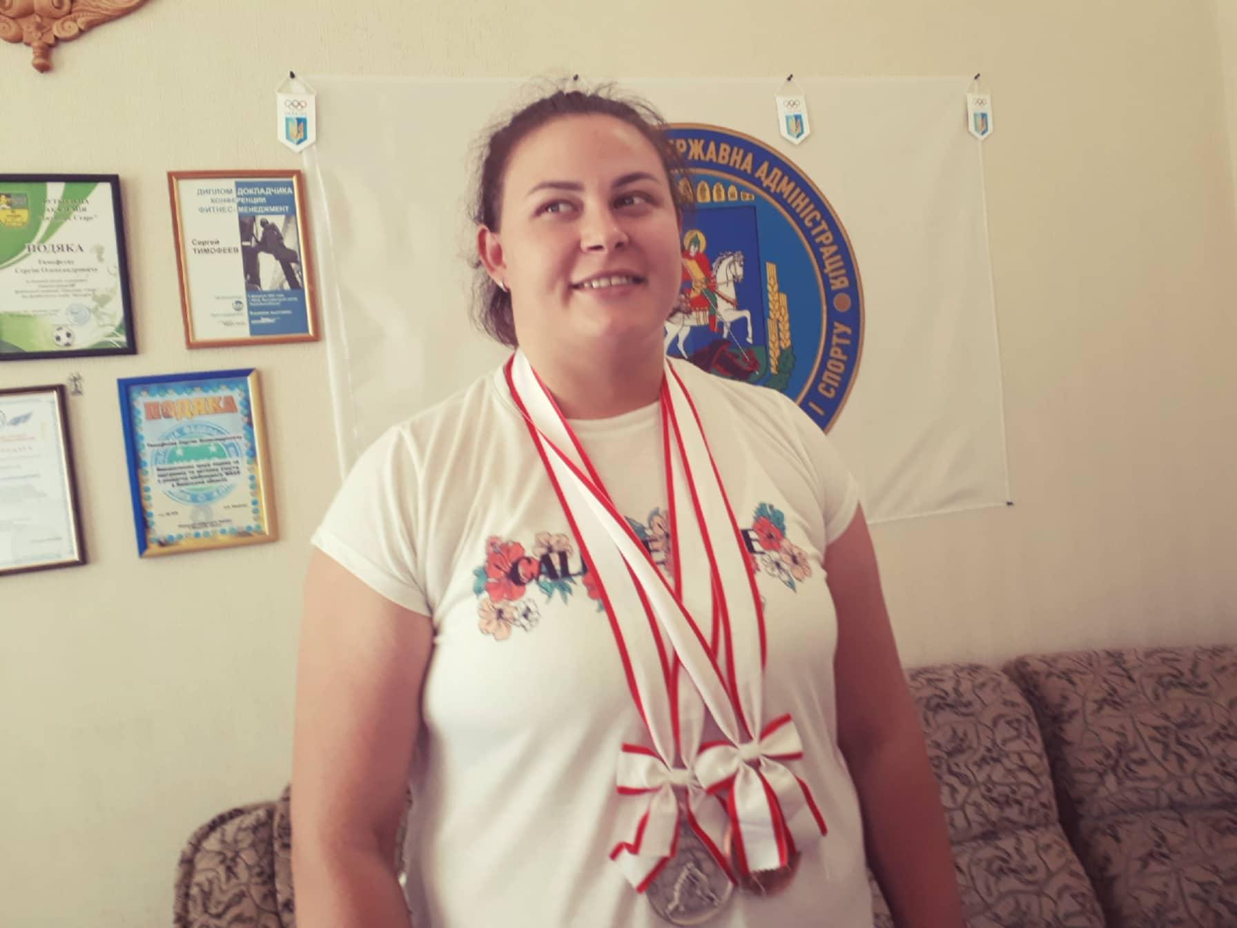 Іванна Березовська. Фото