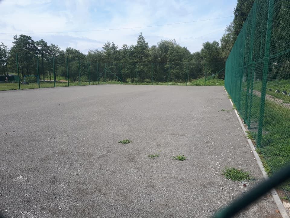 Спортивний майданчик, Бородянка. Фото