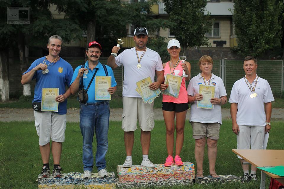 Чемпіонат Київщини з блочного луку. Фото