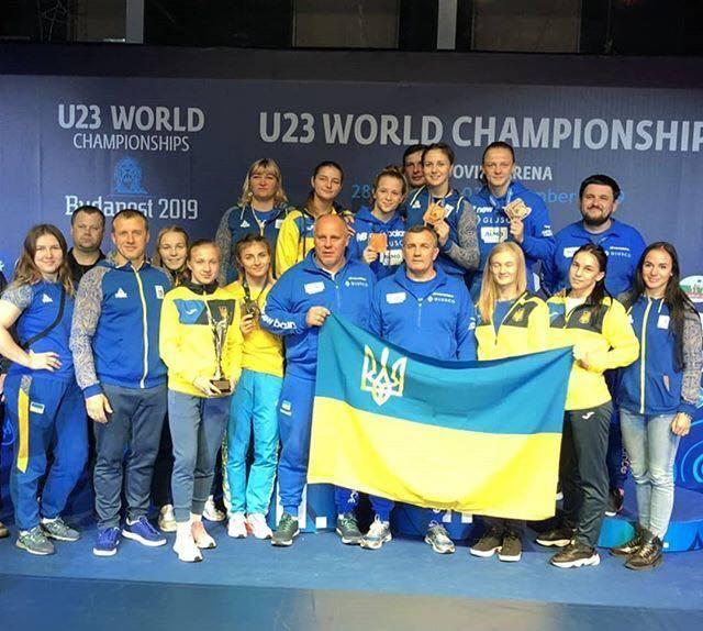 Чемпіонат світу з трьох видів боротьби U-23