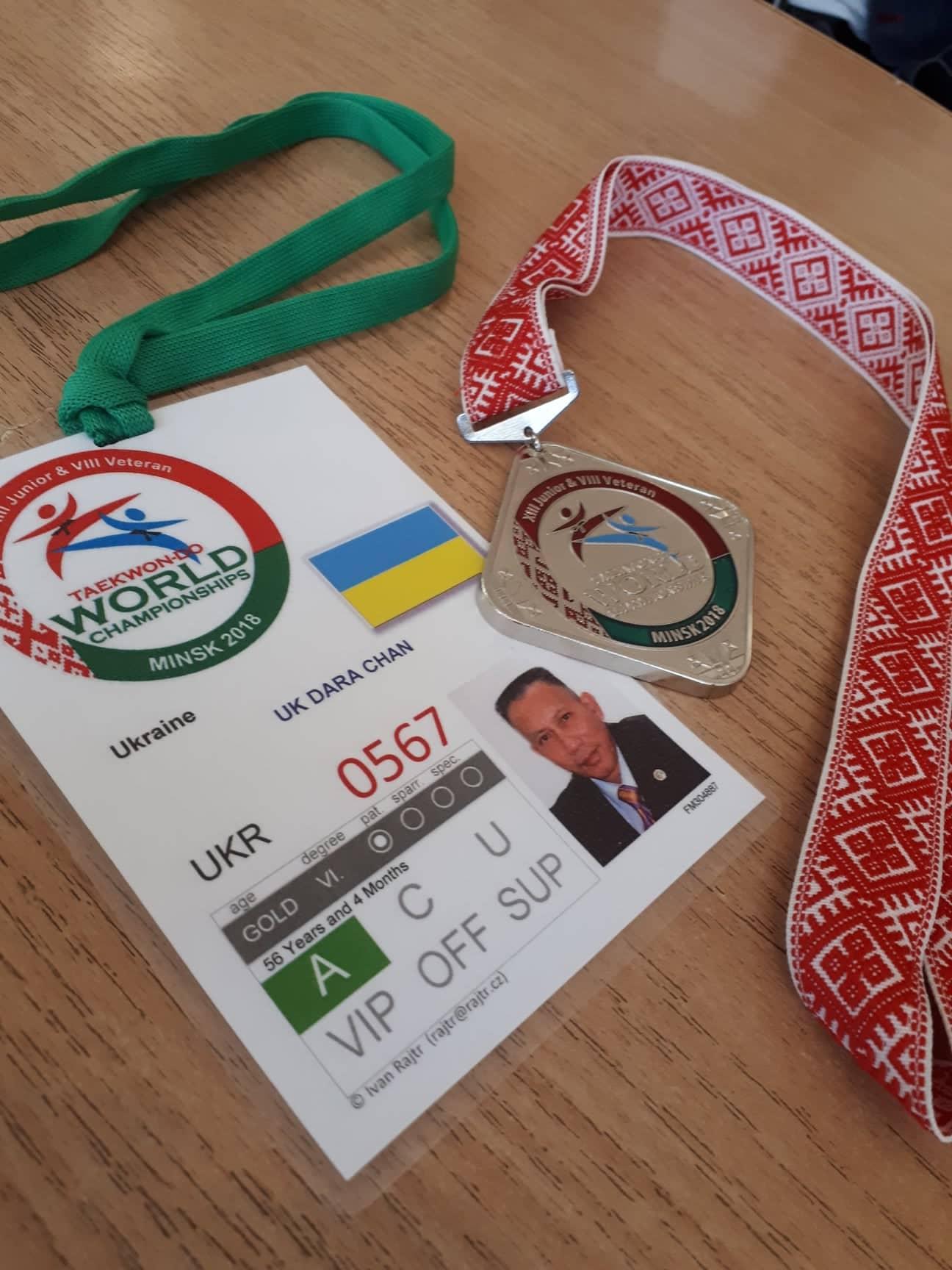 Чемпіонат світу з таеквондо, Мінськ. Фото