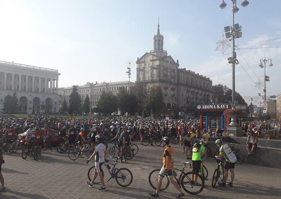 Київська сотка-2018. Фото