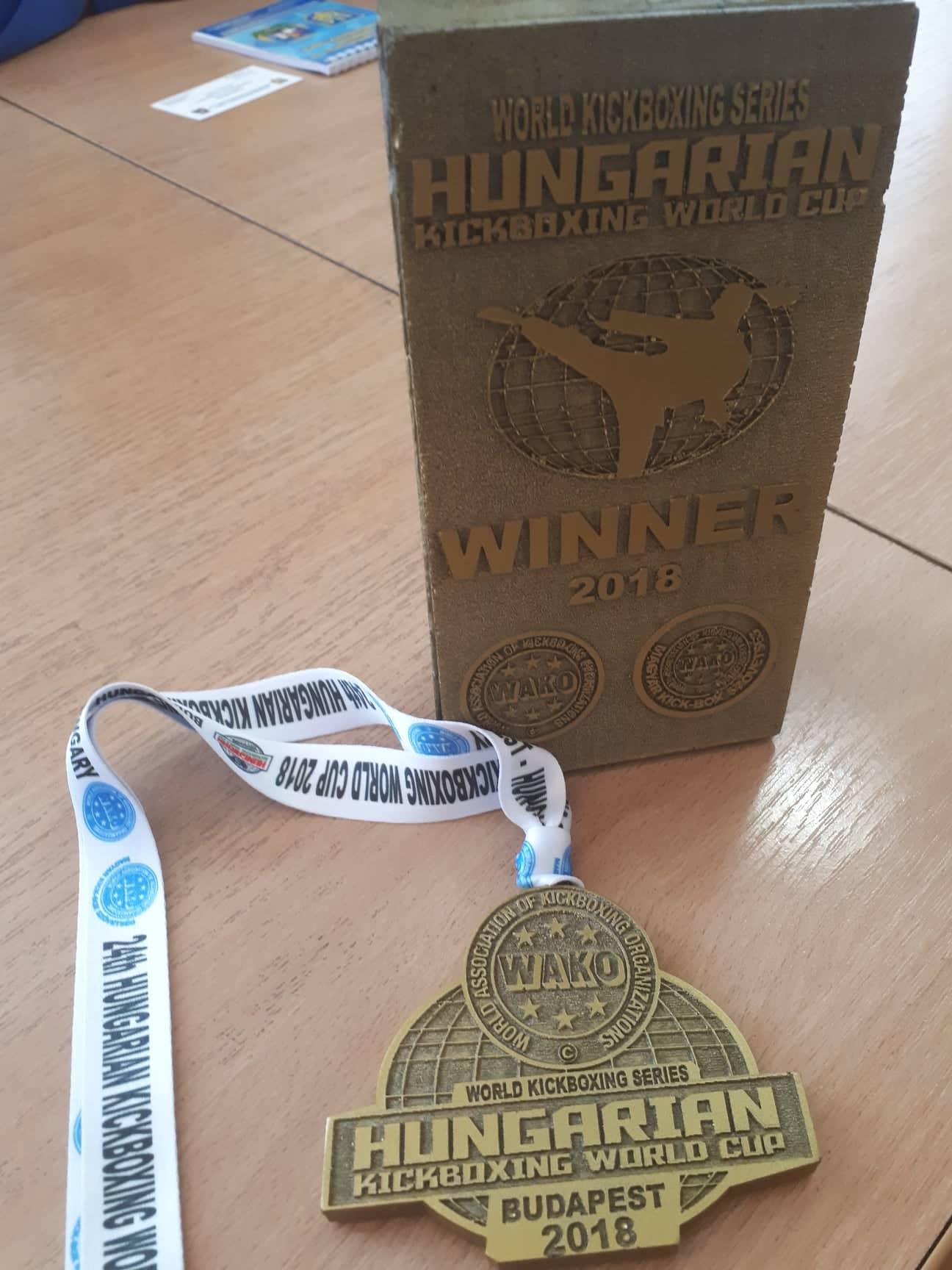 Кубок світу з кікбосингу. Фото