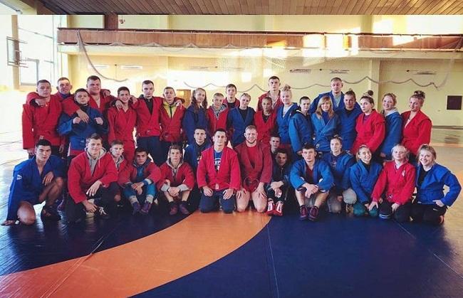 Чемпіонат світу з самбо, Тбілісі. Фото