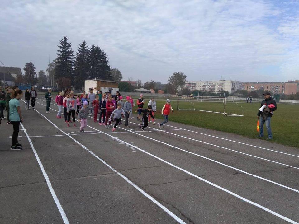 Володарський легкоатлетичний турнір. Фото