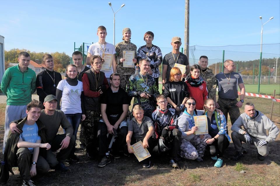 Турнір зі спортивного пейнтболу «Кубок Мера-2018», Славутич. Фото