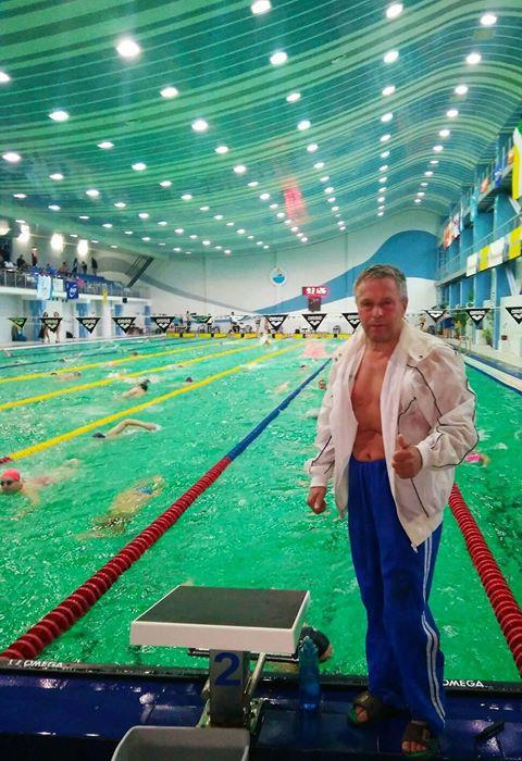 Чемпіонат з плавання Гаврілич Мастерс, Бровари. Фото