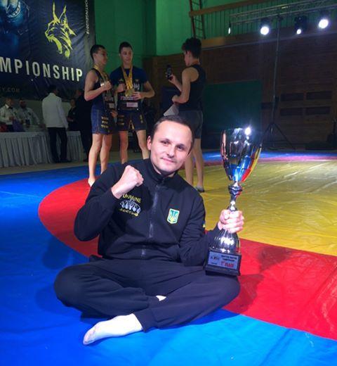 чемпіонат Європи з хортингу. фото