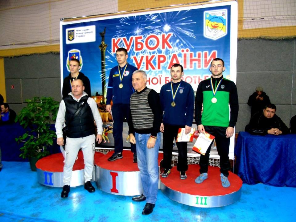 Чемпіонат та Кубок України з вільної боротьби, Бровари. Фото