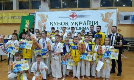 Кубок України з кіокушинкайкан карате, Бровари. Фото