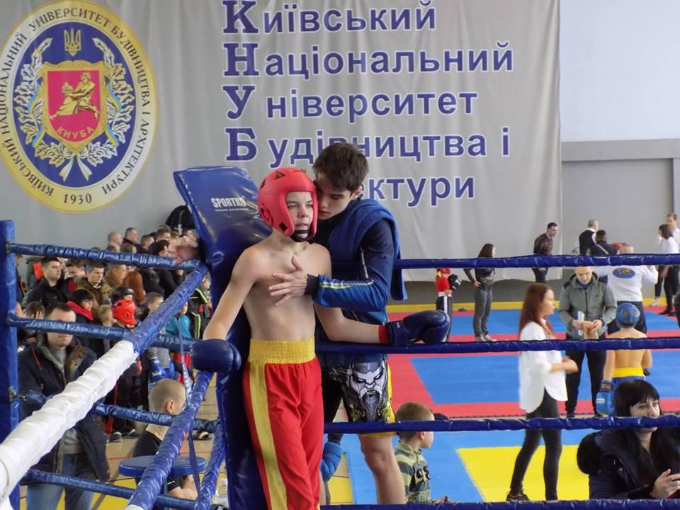 Змагання з кікбоксингу WPKA пам'яті Голодомору. Фото