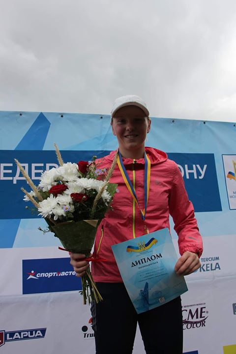 Дарія Блашко. Фото
