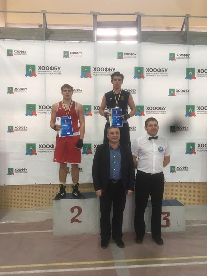 Турнір з боксу пам'яті Бориса Андрєєва. Фото