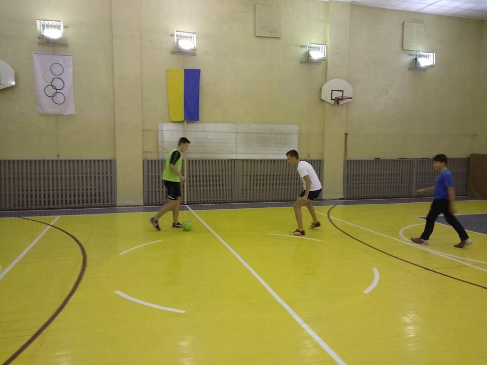 Новорічний турнір з міні-футболу на Володарщині. Фото