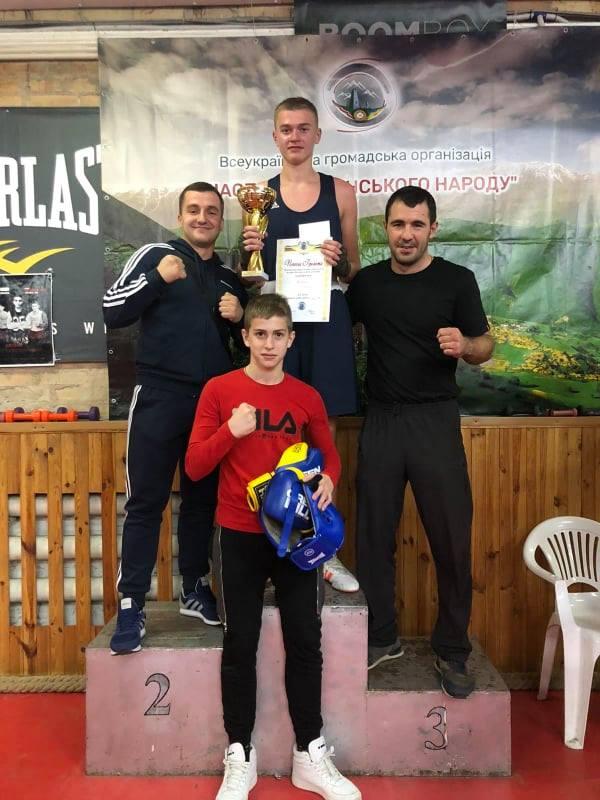 IX Міжнародний турнір з боксу на призи Чеченської діаспори в Україні. фото