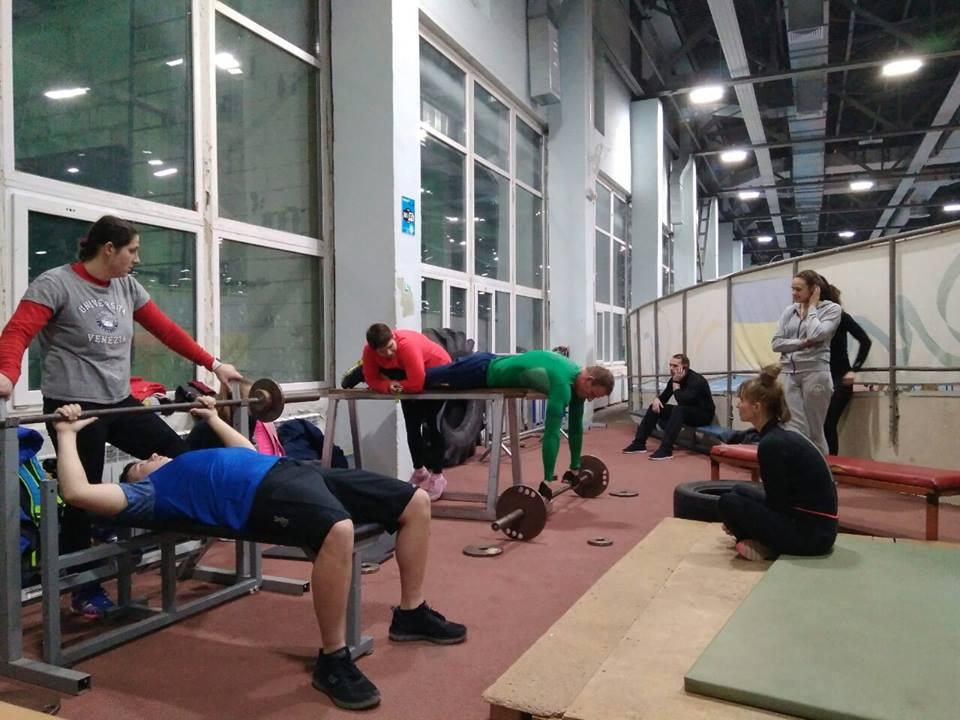 Чемпіонат із загально-фізичної підготовки, Дракон. Фото