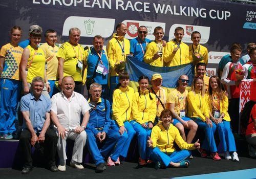 Кубок Європи зі спортивної ходьби, Литва. Фото