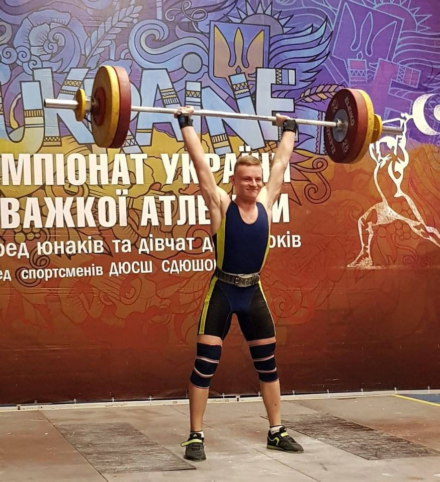 Чемпіонат України з важкої атлетики, Харків. Фото
