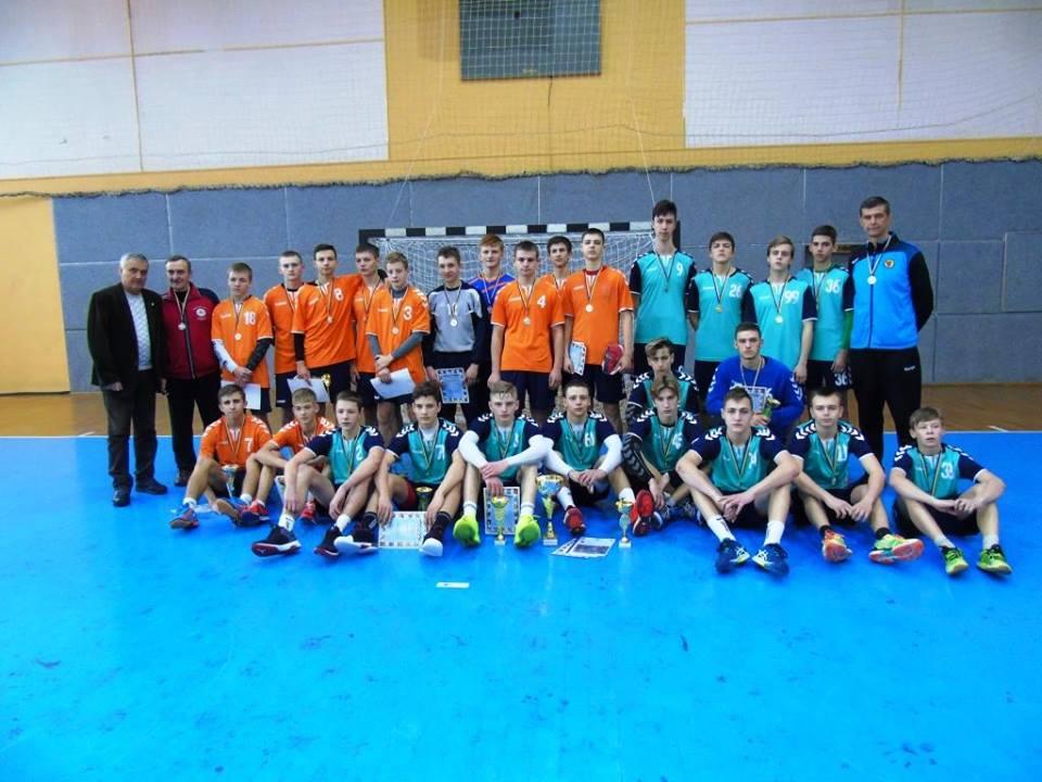 Турнір з гандболу Богатікова. Фото