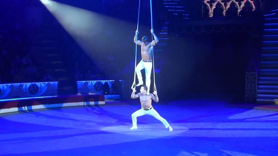 Білоцерківські гімнасти стали володарями срібного Оскара, Монте-Карло. Фото