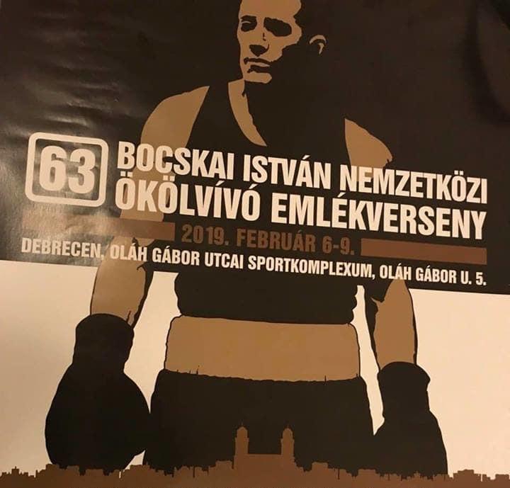 Меморіал Істван Боскай 2019, Угорзина. Фото