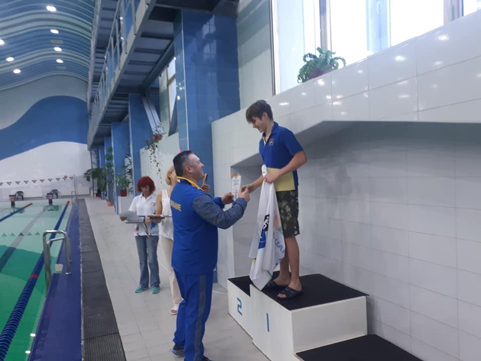 Чемпіонат Київщини з плавання, Купава. Фото