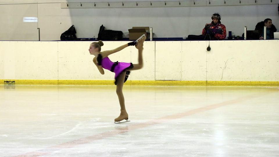 Міжнародні змагання з фігурного катання, Богуслав. Фото