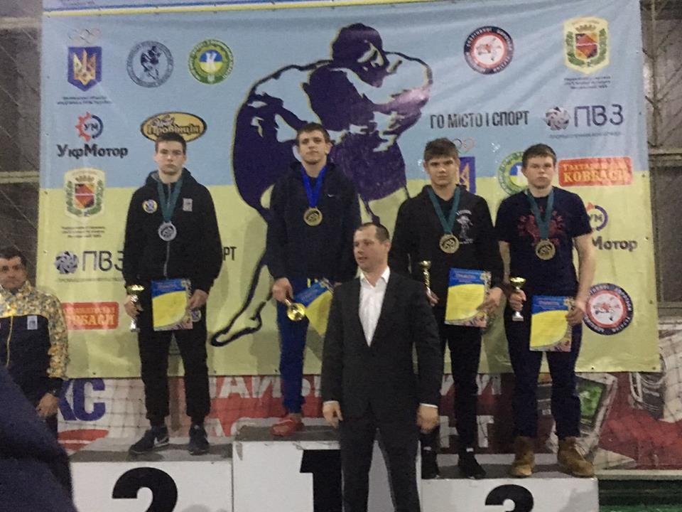 Всеукраїнський турнір з вільної боротьби пам'яті І. Шемякіна. фото