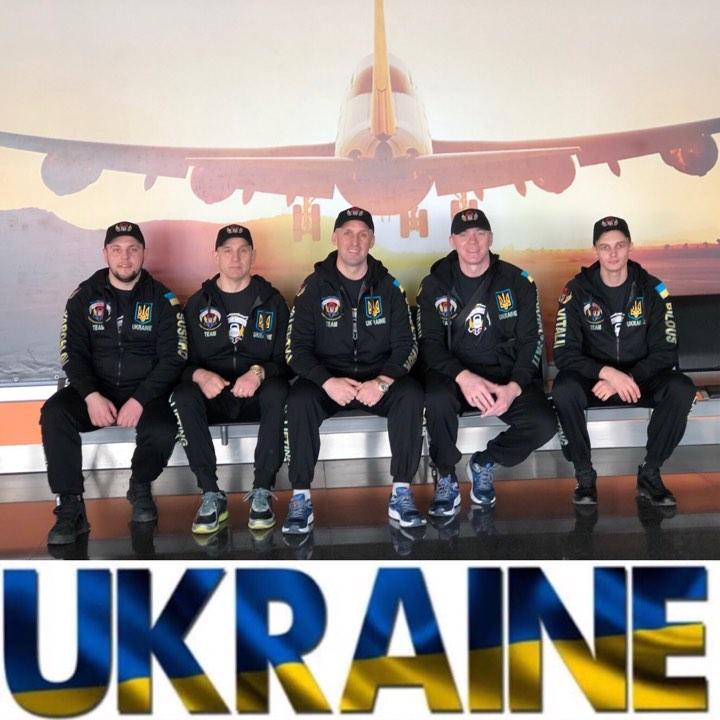 2-й етап Кубку світу з гирьового спорту. фото